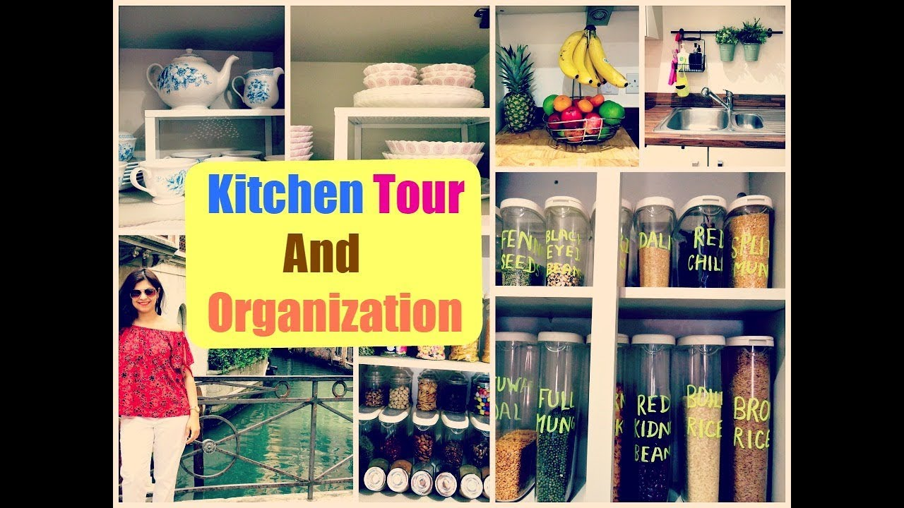 organizing indian kitchen indian kitchen tour part2 how to organize a small kitchen 1262