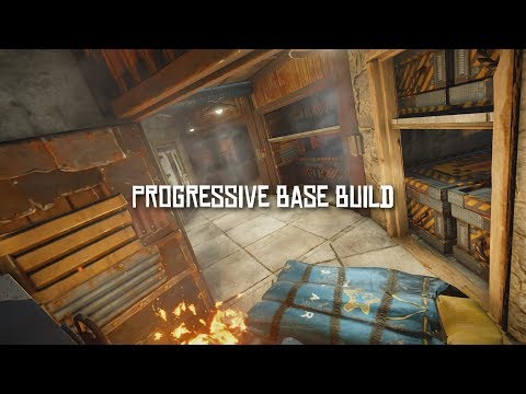 Progressive Group Base Build (3.0 Update) | Rust