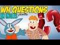 Cómo hacer preguntas en INGLÉS /WH Questions/ para niños ...