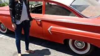 California Barn Find 1960 Very Original Chevy Biscayne