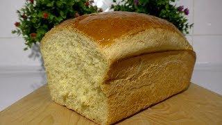 ХЛЕБ Рецепт и выпечка домашнего хлеба в духовке Хлеб который получается всегда