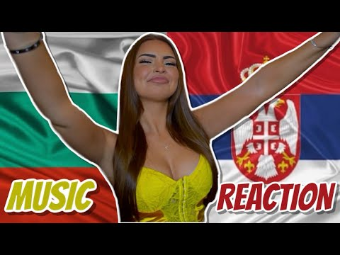BALKAN MUSIC REACTION   Hurricane, Mc Stojan,Milan Stanković,Jala Brat, Buba Corelli,Torino,Pashata