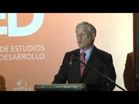 Lanzamiento del CED: Conferencia del Expresidente de Chile Sebastián Piñera