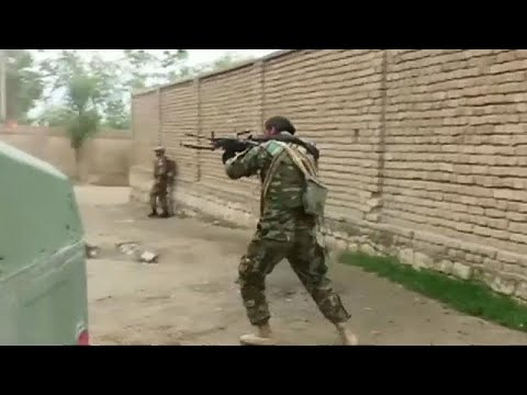 Taliban - Angriff Auf Kunduz