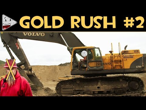 CAN I BEAT TODD HOFFMAN? - Url Plays: Gold Rush (The Game) - 02
