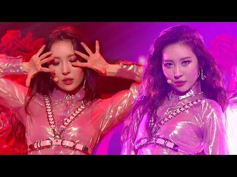《Comeback Special》 선미(SUNMI) - 가시나(Gashina) @인기가요 Inkigayo 20170827