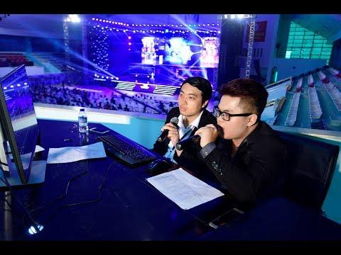 Final RoS World Championship Asia   Caster MinhPopper  Vietnamese Broadcast