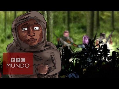 Tres niñas de Chibok: así escapamos del infierno de Boko Haram