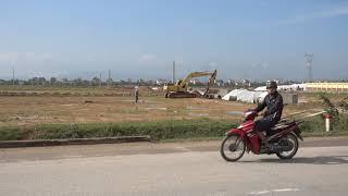 4K. Khu đô thị mới thị xã Ba Đồn, tháng 10 năm 2018, phần 2