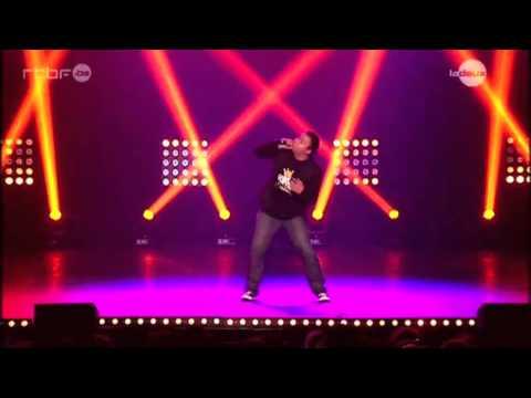 """Fabian Le Castel dans """"Le meilleur de l'humour"""" (RTBF) /2"""