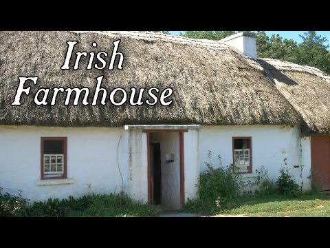 Irish Farm Tour at the Frontier Culture Museum