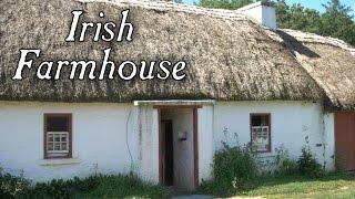 Irish Farm Tour at the Frontier Culture Museum