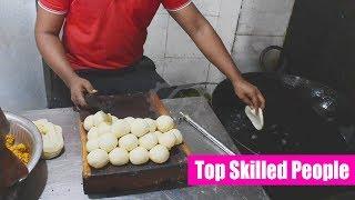 Skilful Worker - Street Food Very Fast Human | Super Skilled People #6