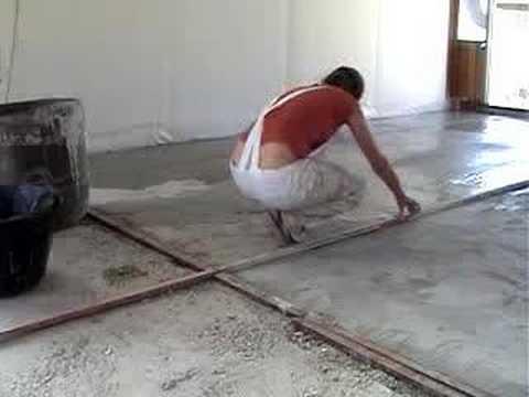 Nivelaci n suelo youtube - Como quitar rayones en el piso de ceramica ...