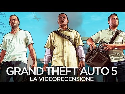 GTA 5 - Video Recensione ITA