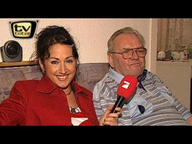 Ein Fernseher für Günter aus Zeitz - TV total