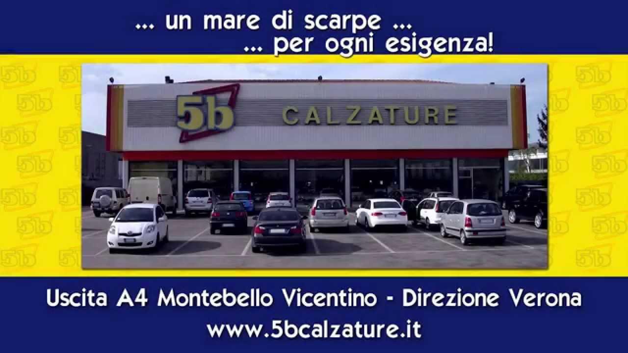 5B CALZATURE - Spot Newsletter - YouTube c29e79de287