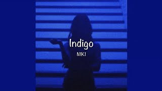 Cover images / Indigo - NIKI (Lyrics) /