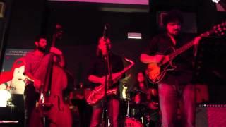 Mauro Negri Buds quartet - Pandora - 24 ottobre 2013 - Arci Virgilio Club, Mantova