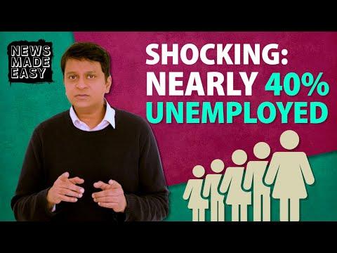 India's Unemployment Shocker