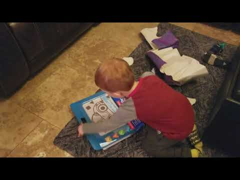 Fisher-Price Slim Doodle Pro Unboxing