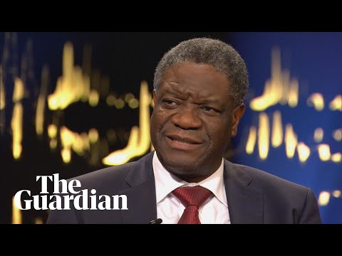 Nobel peace prize joint winner Denis Mukwege on finding hope in the horror of war – archive video