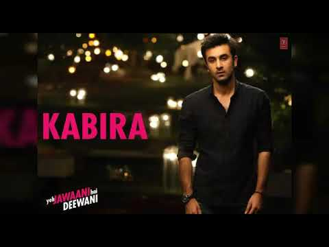 Kabira lyric with english translation