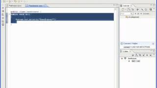 Java Урок 9 - Класове/Методи видео урок едно