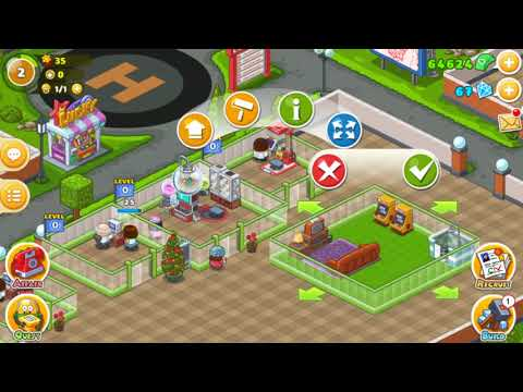 Theme Hospital Mobile Lookalike !( Fun Hospital ) - Android/iOS Gameplay HD