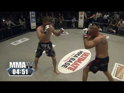 Fight 17 Yann Martelli Vs Jimmy Yardley FFC 30