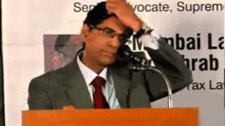 Arvind Datar On Corporate Fraud -  Part 1