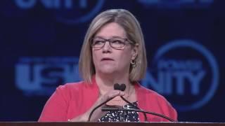 Andrea Horwath, NDP: 2016 USW Convention