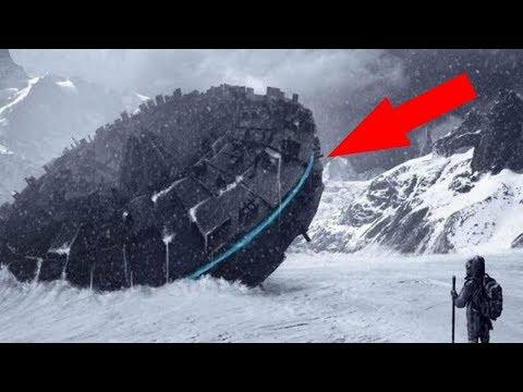 Que Cache t on sur l' Antarctique ?