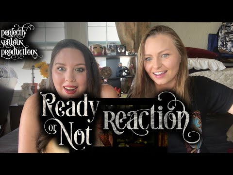 Ready Or Not Red Band Official Trailer #1 Reaction