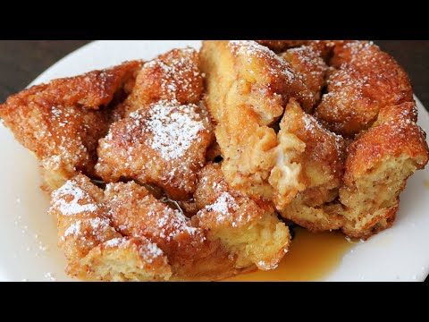Easy Baked French Toast Casserole Recipe - Delicious and Simple Breakfast