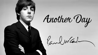 Paul McCartney - Another Day (With Lyrics)