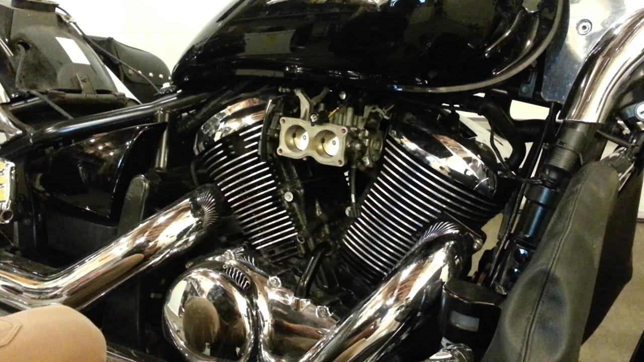 Kawasaki Vulcan Classic Carburetor