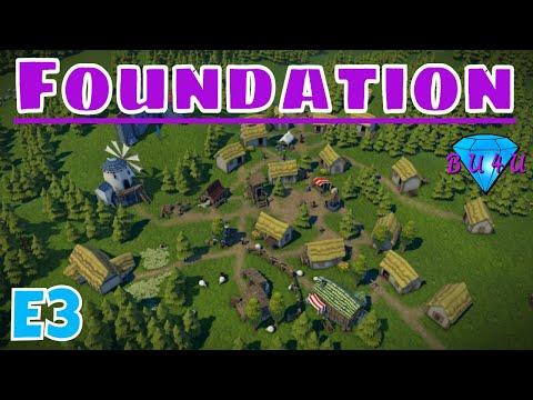 Moving towards bread production - Foundation | Alpha v.0.1.35 | Let's Play | S2E3