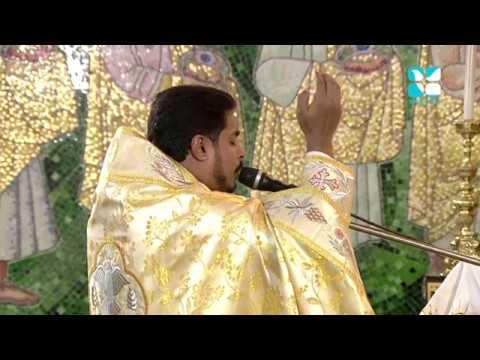 Holy Mass - Syro Malankara -  Rev Fr Aby Vadakkumthala