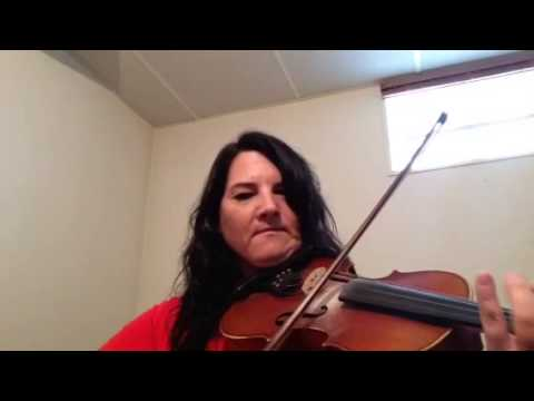 Day 124 - Angus Campbell - Patti Kusturok's 365 Days of Fiddle Tunes
