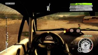 [HD] DiRT2 Demo game play (PS3)