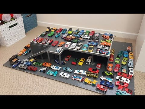 Hot Wheels and Matchbox Toy Cars. What's in the box?