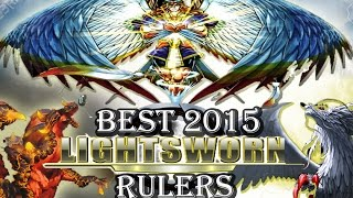 *YuGiOh* BEST! LightSworn Rulers Deck Profile January 2015 Banlist