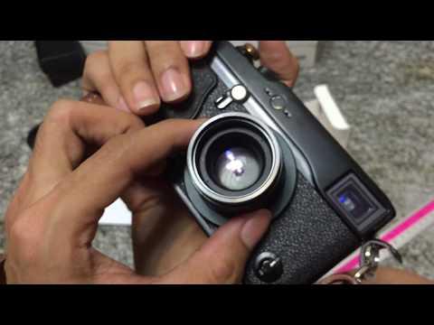 Shop ตอนที่ 2 รีวิว การใช้งาน Fujian 35mm f1.7
