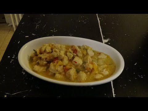 aiguillettes-de-poulet-et-légumes-au-cookeo