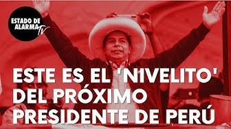 Image del Video: El bochornoso 'nivel' de Pedro Castillo, el virtual próximo presidente de Perú