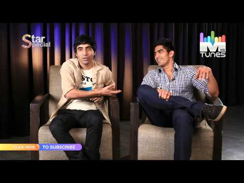 "Vijender Singh & Arfi Lamba Talk About Their Upcoming Film ""Fugly"" Exclusive Only On MTunes HD"