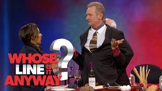 Tom Hanks Puns - Whose Line Is It Anyway