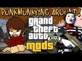 Grand Theft Auto V Mods - PunkMunkying Around