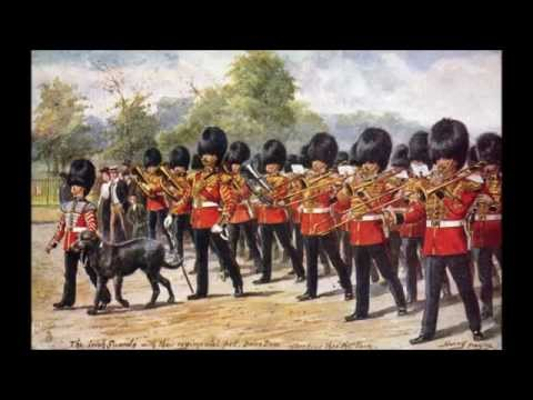 St Patrick's Day - Quick March of the Irish Guards